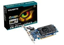 Gigabyte GV-N210D3-1GI GeForce 210 1GB GDDR3 scheda video GF GT210 1GB DDR3 LP P