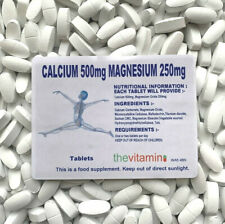 CALCIO 400mg & MAGNESIO 200mg COMPRESSE (L)