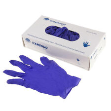 Powder Free Nitrile Medical Dental Grade Examination Disposable Rubber Gloves