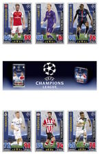 Topps Match Attax Champions League 2015/16 Individual Man of the Match Cards