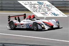 Calcas Porsche RS Spyder Le Mans 2009 5 1:32 1:43 1:24 1:18 slot decals