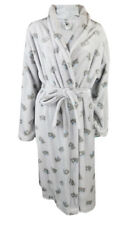 Marks And Spencer M&S Tatty Teddy Fleece Dressing Gown Robe 8-22 NEW