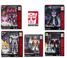 Transformers Titans Return/Combiner Wars Figures - Sky Shadow/Skywarp & more-NEW