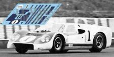 Calcas Ford J Le Mans Test 1966 1:32 1:24 1:43 1:18 64 87 slot GT40 MkII decals