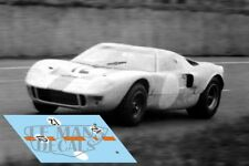Calcas Ford GT40 Le Mans Test 1968 12 1:32 1:43 1:24 1:18 64 87 decals