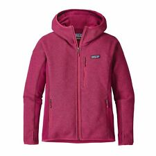 PATAGONIA PERFORMANCE BETTER SWEATER FLEECE HOODY DONNA 25975 MAG