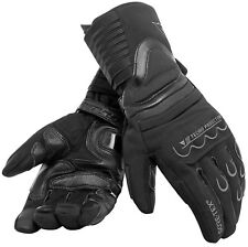 Dainese Scout 2 GTX NEGRO IMPERMEABLE TOURING Guantes de Motorista protectores