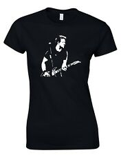 JOSH Hombre QUEENS OF THE STONE AGE Música Rock Inspirado Camiseta Para Dama