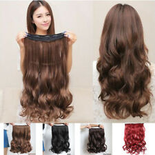 Sexy Women's Wavy Curly Long Hair Full Wigs Party Wig Hairpiece Peluca Postizo