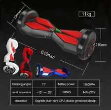MONOPATTINO 8 pollici E-Scooter Self Balancing ELETTRICO SCOOTER HOVERBOARD TOP