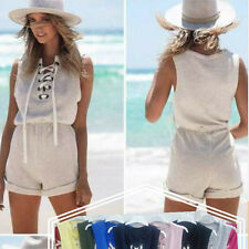 Mono Corto Informal para Mujer Verano Playa / Casual Playsuit Summer Women
