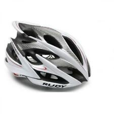 CASCO RUDY PROJECT WINDMAX WHITE-SILVER-RED SHINY