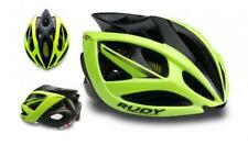 CASCO RUDY PROJECT AIRSTORM YELLOW FLUO'/BLACK MATTE 2017