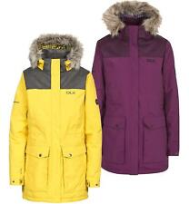 Trespass Garner DLX Ladies Jacket Waterproof Breathable Insulated Parka Coat