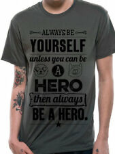 Camiseta Always Be Yourself. Hora de Aventuras