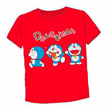 Camiseta niño Doraemon, poses