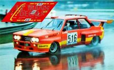 Calcas Abarth 031 Giro Italia 1975 516 1:32 1:24 1:43 1:18 Fiat 131 slot decals