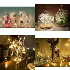 LED String Fairy Light Battery Operated Christmas Tree Party Decor Fairy