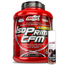 Amix Nutrition - Isoprime CFM Isolate 2000 gr. + Fat Burner Gel 75 ml. GRATIS