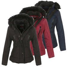 Geographical Norway giacca invernale donna foderato CAPPOTTO ESKIMO
