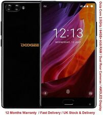 "Doogee Mix 5.5"" Octa Core 2,5GHz Dual SIM 64GB +6GB RAM Android 7 Dual Lens Cams"