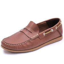 Chaussures ALMORES Cuir Marron Homme Tbs