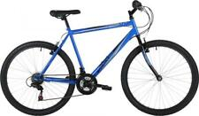 "Freespirit Tracker Blue Mens Mountain Bike Bicycle 18 Speed 26"" Wheel 4 Sizes"