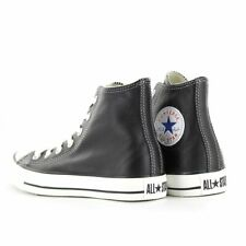 Scarpe Converse ALL STAR Hi Lea stivaletto Nero in Pelle 132170C