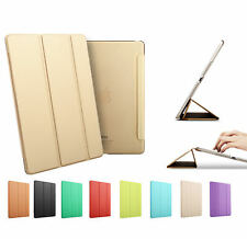 Smart Stand Magnetic Leather Case Cover For Apple iPad Air1/Air2/iPad 9.7 2017