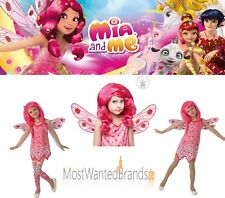 bambini Rubies Costume MIA AND ME S M L Classic/DELUXE/Parrucca 3-8 anni