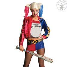 Rubies SUICIDE SQUAD - Harley Quinn S,M,L Traje tarea FUERZA X Halloween