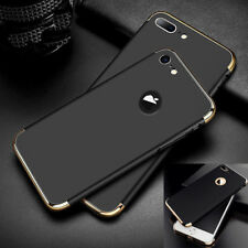 Luxury thin Shockproof Hybrid Back Case Fundas carcasas For iPhone 8 7 6 Plus x