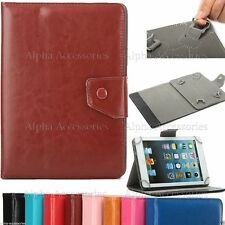 "Universal PU Leather  Folio Stand Case Cover For 8"" 8 Tab Android Tablet PC"