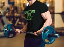 Bodybuilding Gym T-Shirt Mens Workout Shirt Men Muscle Tee Men Fitness Clothing