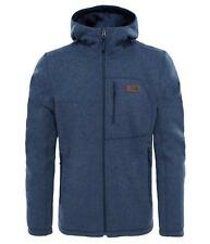 MAGLIONE THE NORTH FACE GORDON LYONS MEN BLU HOODIE CAPPUCCIO