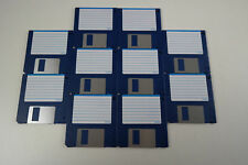 """Brand new 3.5"""" DS DD Floppy Disks Amiga formatted and perfect Atari ST PC MAC"""