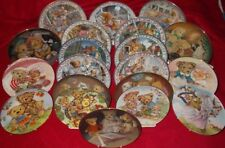 TEDDY BEAR THEMED COLLECTORS PLATES BY VARIOUS ISSUERS - SELECT PLATE