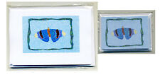 12 & 16 BUTTERFLY LETTER NOTELETS & GIFT NOTELETS bySELF-REP' ARTIST FREE P&P
