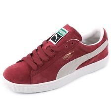 Chaussures Suede Classic + Rouge Homme Puma