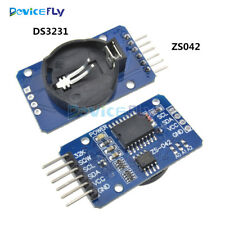 1/2/5/10PCS DS3231 AT24C32 IIC Precision Real time Clock Module Memory Module