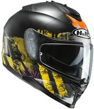 HJC IS-17 shapy MC3SF Casco Integrale Casco moto casco