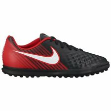 Nike Jr. MagistaX Ola II (TF) Astro Turf Trainers - Black/White/Red
