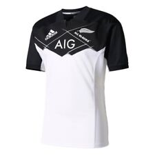 adidas New Zealand tout noir Alternate Maillot 16/17