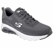 Skechers Men's Skech Air Charcoal Trainers New In
