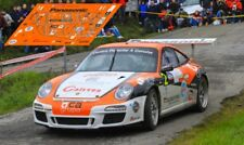 Calcas Porsche 997 Rally Noia 2016 1:32 1:43 1:24 1:18 64 87 Ivan Ares decals