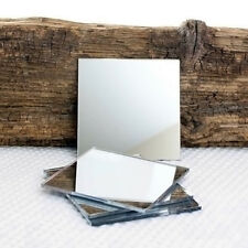 Modern Square Acrylic Mirror Shatter Resistant  Wall Home Decor Multiple Sizes