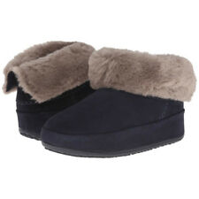 Lady's FitFlop Muk Luk Shorty Boot in Supernavy