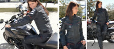 giacca moto scooter Jollisport Double lady donna