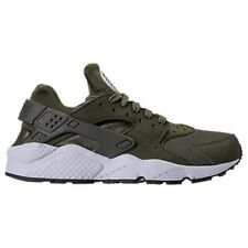 MENS NIKE AIR HUARACHE RUN KARGO KHAKI RUNNING SHOES MEN'S SELECT YOUR SIZE