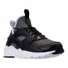 MENS NIKE AIR HUARACHE RUN ULTRA SE BLACK CASUAL SHOES MEN'S SELECT YOUR SIZE
